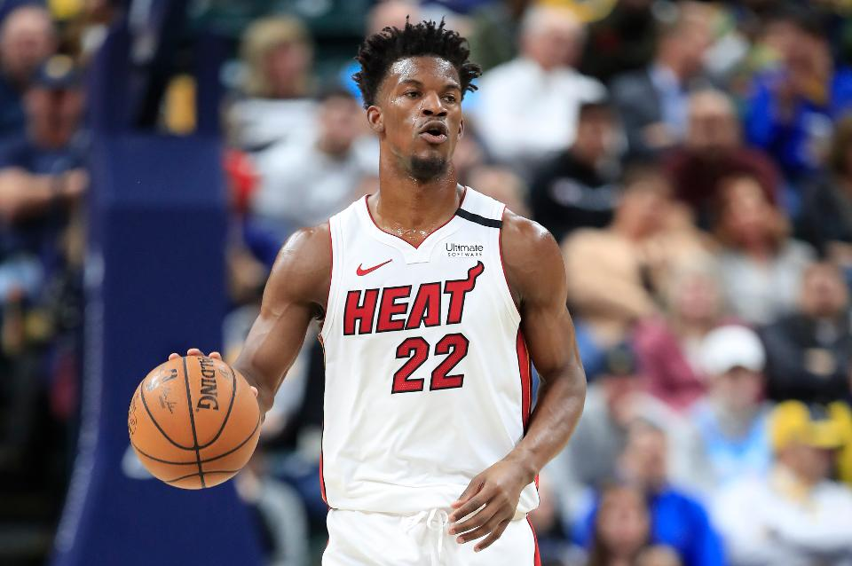 Jimmy Butler Miami